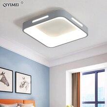 Luces LED de techo modernas para sala de estar, accesorio de dormitorio, lámpara de techo, atenuación, iluminación para el hogar, luminarias para comedor