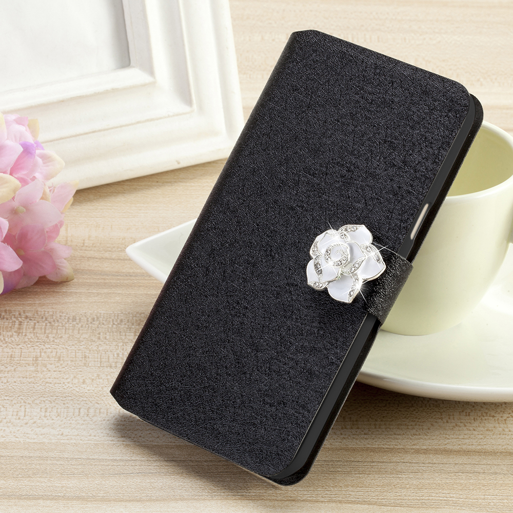 Fashion Luxury Flip Case For Samsung Galaxy Alpha G850 G850F G8508S Leather Wallet Stand Phone Accessories Cover