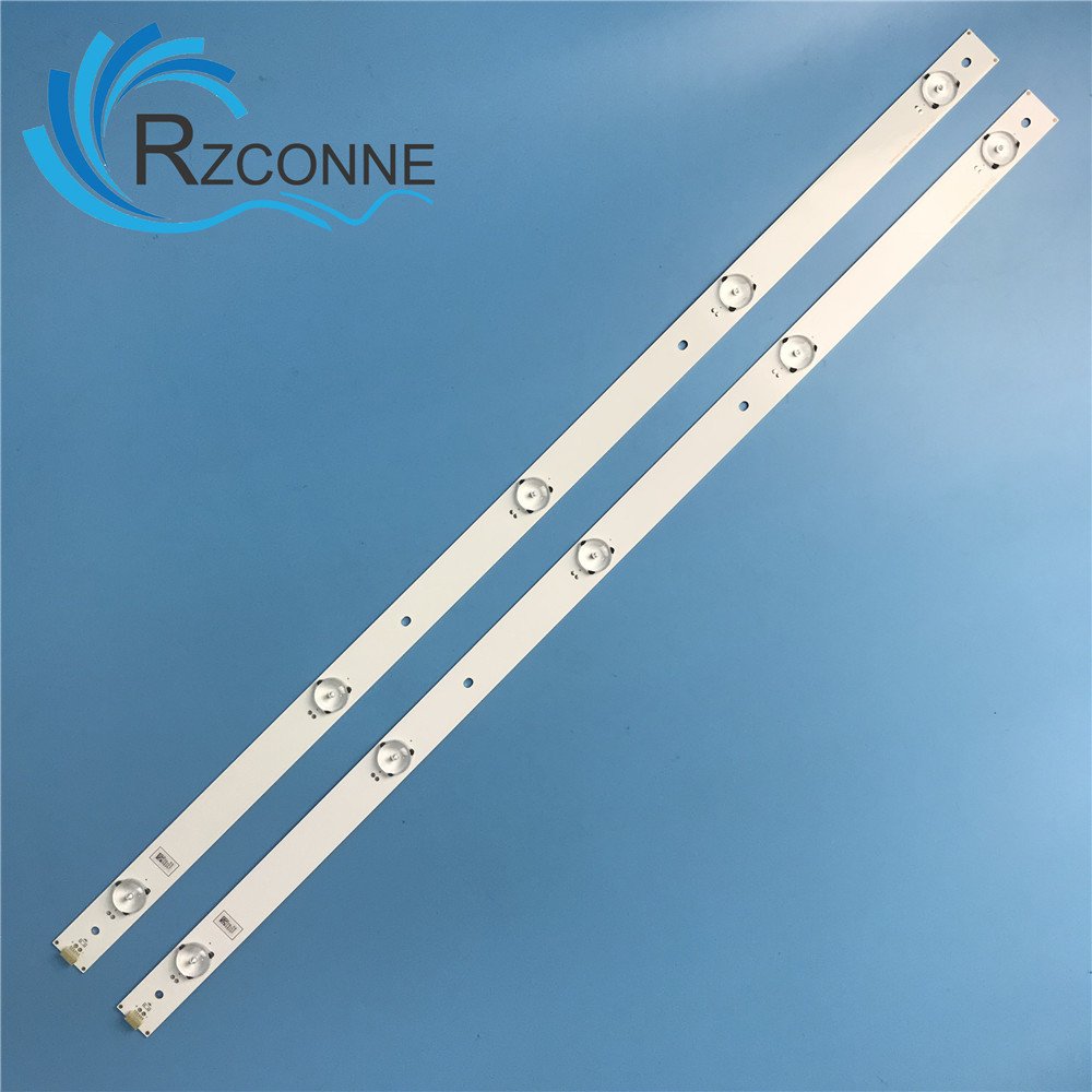 LED Backlight strip 5 Lamp For Hisense 55 TV LED55EC290N SVH550AC3 55K220PWG LED55K1800 55H6B 55H5C LC