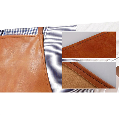 couro avental do bib vestuario de proteccao