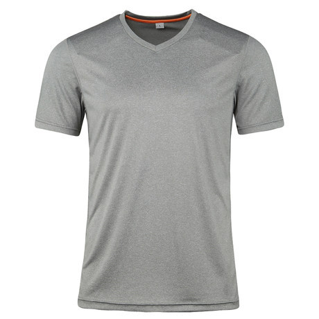 ab5249e14a44 New Sports T-Shirt 6050 150GSM 100% Polyester Dry Fit Ultra-light Running T  Shirts Men Women Custom Plain Superman T Shirts