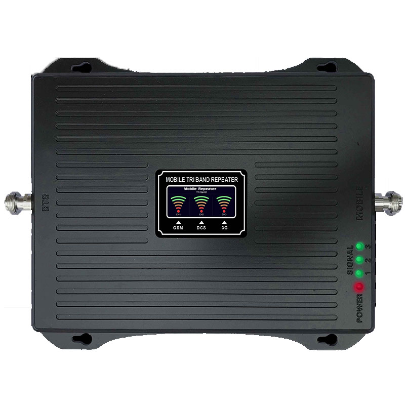 Phone Booster Amplifier Aerial Mobile Phone Signal 900 1800 2100mhz 4g Dcs 3g Wcdma 2g Gsm Repeater ,  Antenna Is Not Included