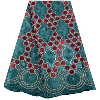 African Cotton Lace Fabric