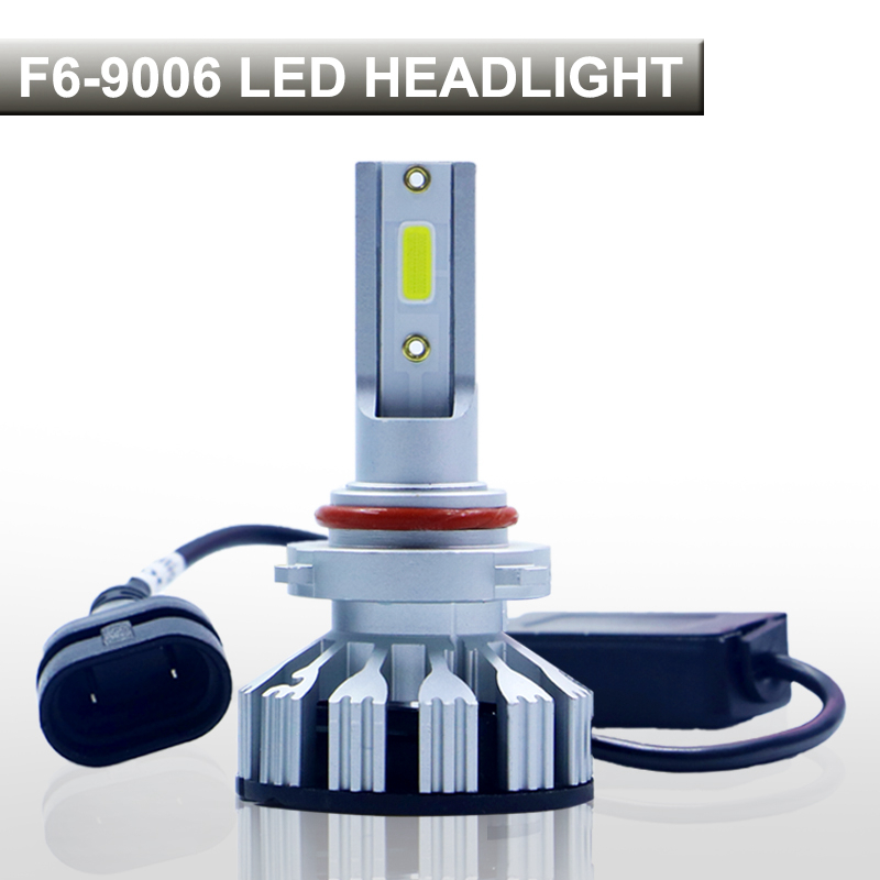 Car Lights Automobiles & Motorcycles Learned 2pcs Mini Size 80w 10000lm 6500k H7 H4 Led Bulb Car Headlight H11 H1 H8 H9 H3 9005/hb3 9006/hb4 Hi-lo Beam Auto Headlamp Buy One Get One Free