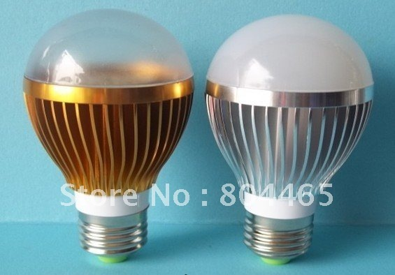 factory direct sales high quality 5w led house bulbs,50pcs/lot,Bridgelux chip 5w led bulb,85v-265v
