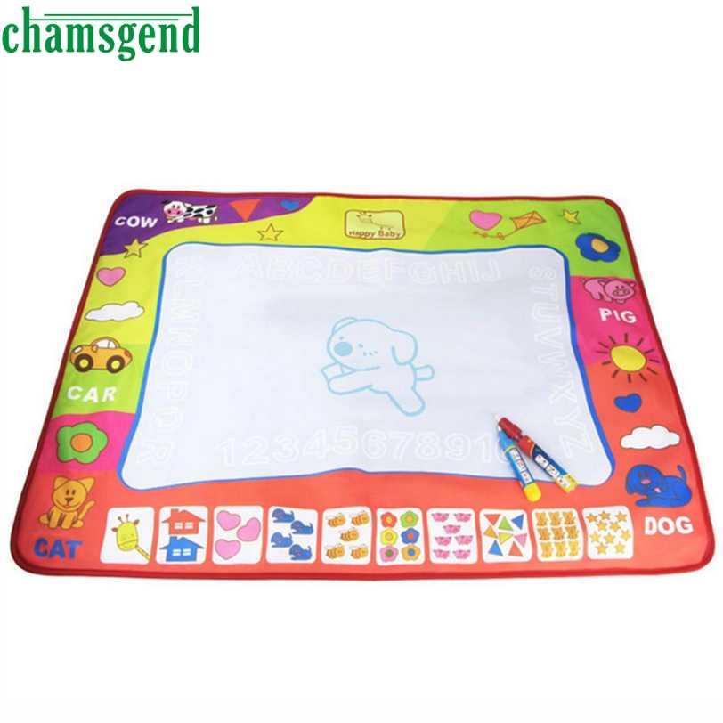 CHAMSGEND ผู้ขายที่ดีที่สุด drop ship วาดภาพน้ำใหม่เขียนกระดาน Mat Board ปากกาเมจิก Doodle ของขวัญ 0*60 ซม. s30