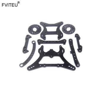 FVITEU Carbon fiber set for 1/5 Losi 5ive-T Rovan LT King Motor x2