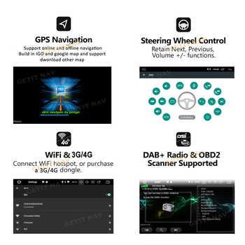 Android 9.0 Mercedes Benz B200 A B Class W169 W245 Viano Vito W639 Sprint Car Radio no DVD Player GPS Head unit Bluetooth Wifi