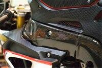 Рамки Чехлы для мангала для BMW S1000RR 2009 2014 полный углерода Волокно, 100%, твил