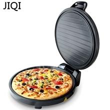 JIQI бытовой Электрический противень для выпечки двусторонний нагревательный торт машина булочки гриль-машина