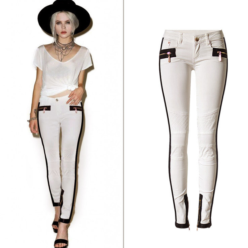 American Apparel Patchwork Women Pencil Jeans Low Waist Imported Skinny Pants For Women Spring Style Brand  sc 1 st  AliExpress.com & Popular American Import Lighting-Buy Cheap American Import ... azcodes.com
