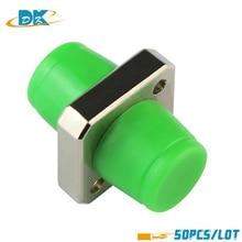 цена на FC/APC to FC/APC SM Simplex Square Solid Type Fiber Adapter,FC/APC fiber-optic adapter Square single mode,simplex fiber coupler