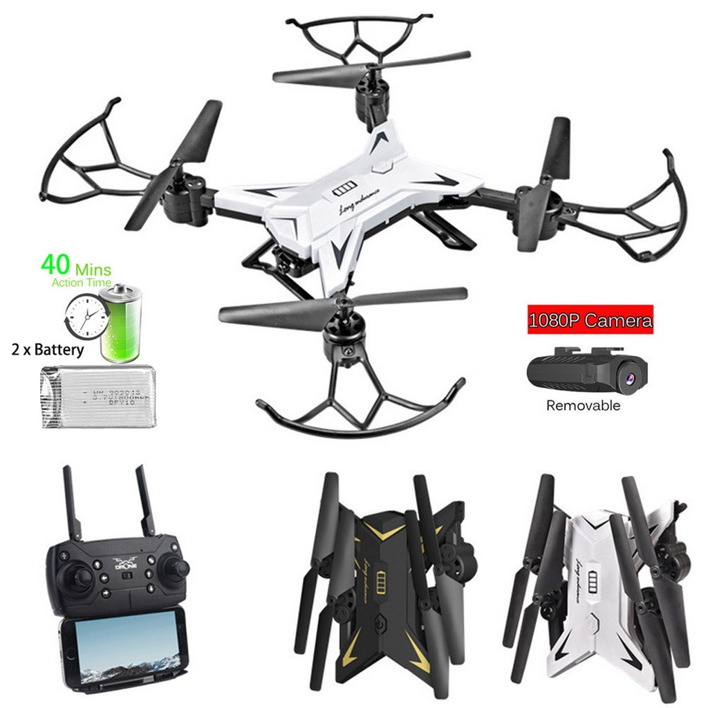 Quadrocopter With Camera Foldable WIFI FPV RC Quadcopter Drone with 1080P 5.0MP Camera Selfie Drone Flying Minion High QualityQuadrocopter With Camera Foldable WIFI FPV RC Quadcopter Drone with 1080P 5.0MP Camera Selfie Drone Flying Minion High Quality