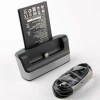Double chargeur dock pour téléphone LG V20 H990 H910 H990N F800