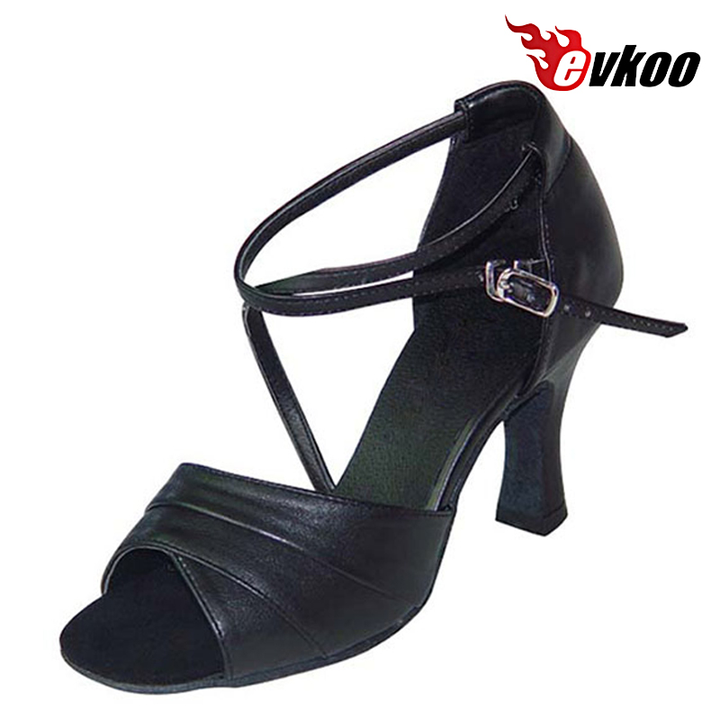 Evkoodance Brand Satin Or Pu Five Different Color 7cm Heel For Choose Mixed Long Strap Woman Salsa Latin Dance Shoes Evkoo-193 рама и стойка для электронной установки 2box drumit five rackpipe long