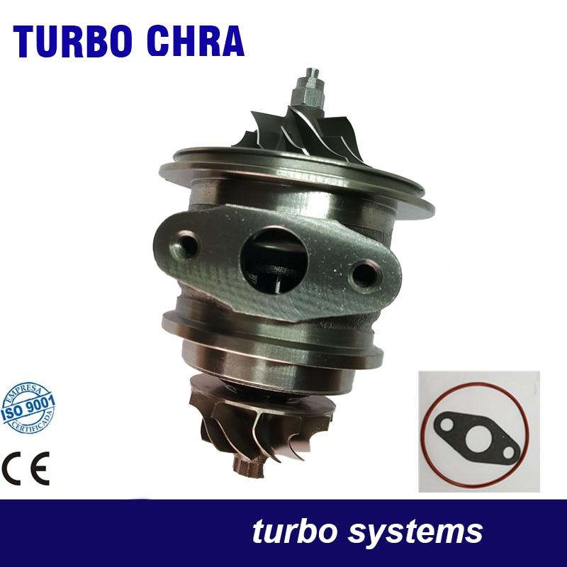 Turbo chra core cartridge TD025S2-06T4 49173-07506 49173-07504  for Ford Fiesta VI Focus II Fusion 1.6 TDCI DV6ATED4 HHDA  05- auto turbos kit td02 turbo chra 49173 07507 49173 07502 9657530580 9657603780 turbine core for ford fiesta vi 1 6 tdci 2005