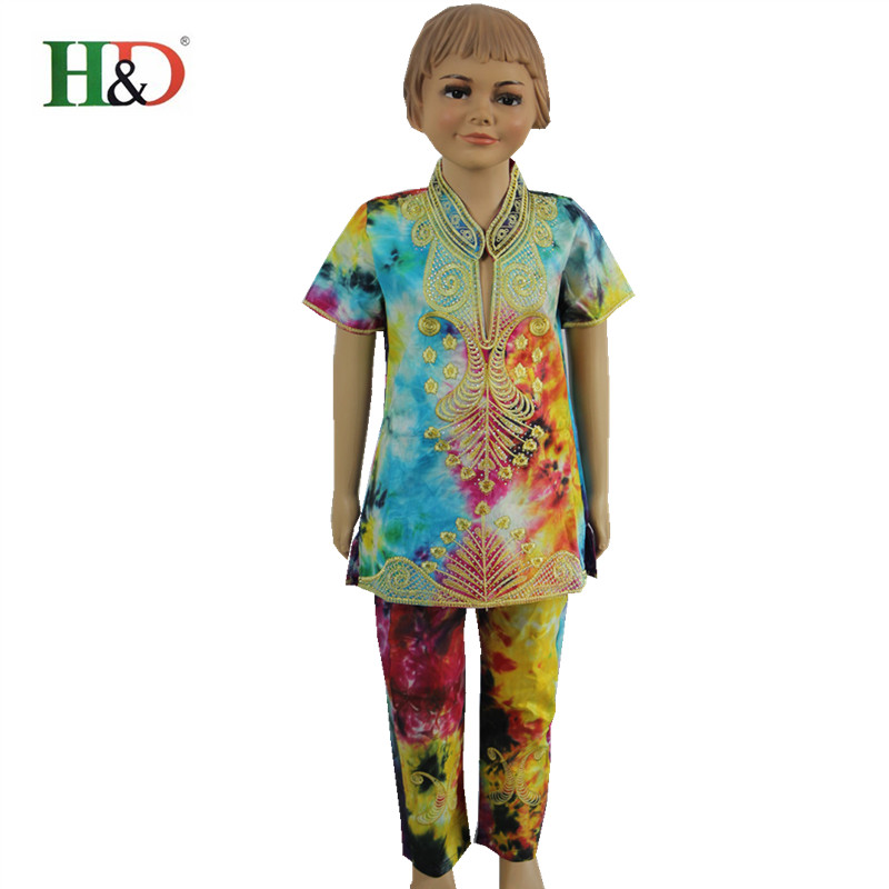 Free Shippin African New Fashion Girl Children 39 S Clothing Design Style Africa Dashiki Style