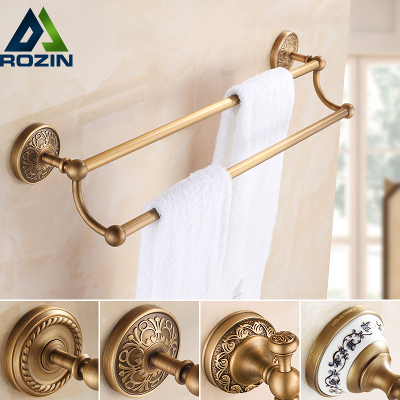 antique towel rack luxury wall mount towel bar bathroom towel rack 1299