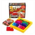 IQ Автостоянка Геометрические Головоломки Обучающие Игрушки Для Детей Дети 3D Пазлы Игры Игрушки Juguetes Educativos