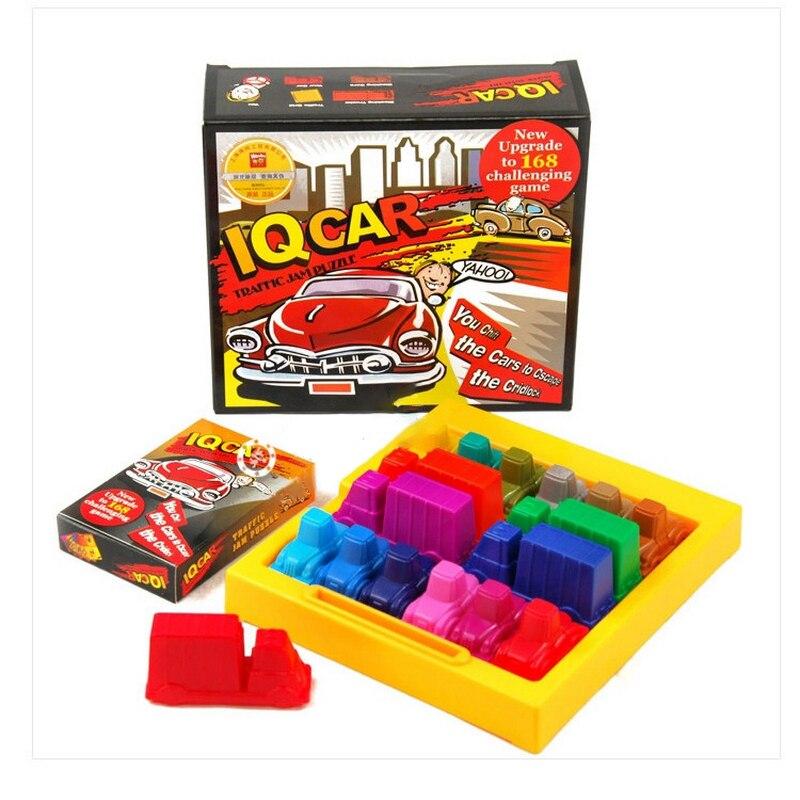 Car Parking Lot Puzzle Game