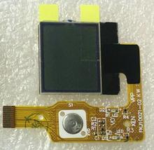 NOVA Frente Screen Display LCD de Montagem Para GoPro Herói 3/PARA GoPro Hero 3 + (preto branco) vídeo Repair Camera Parte