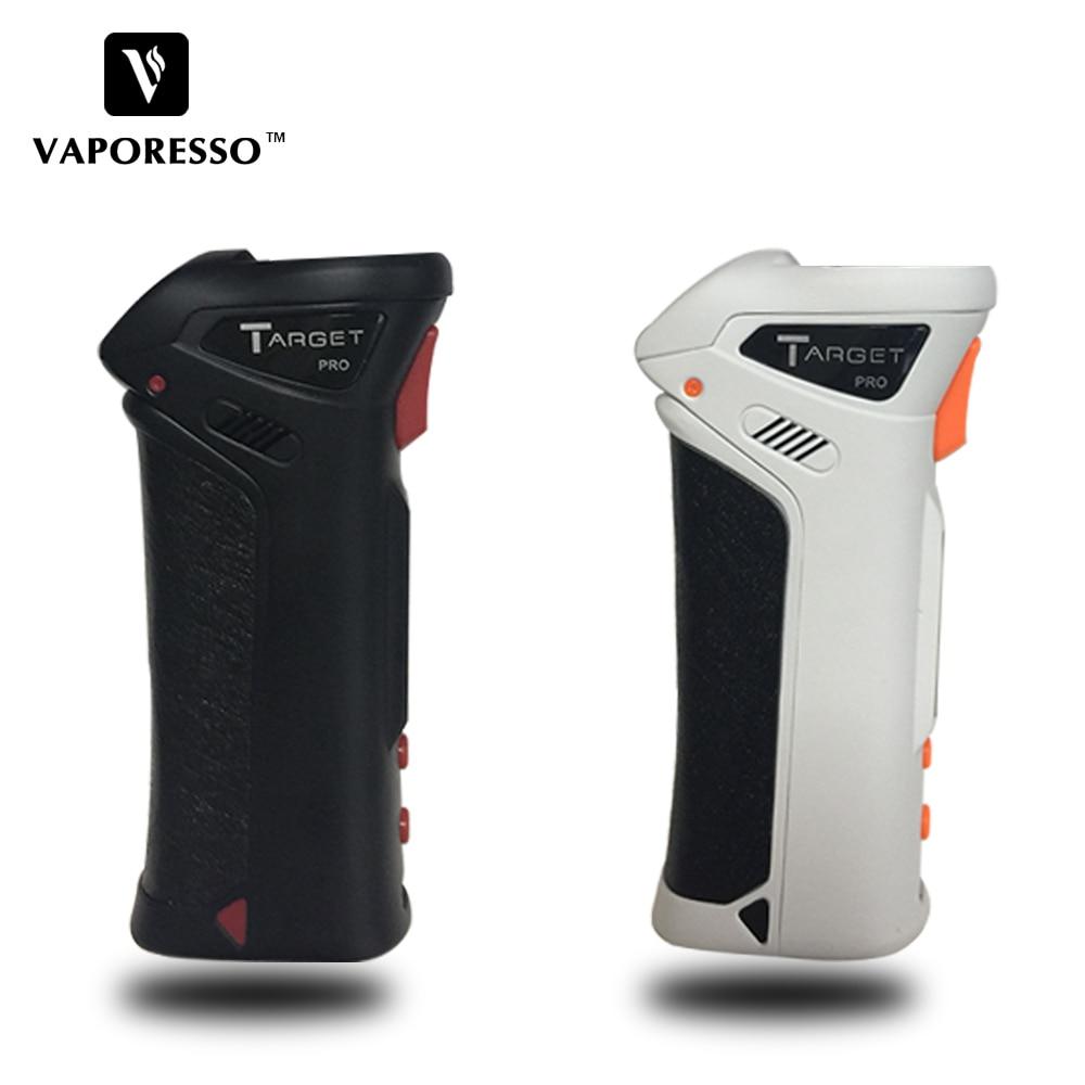 Original Vaporesso Target Pro VTC 75W Vape Box Mod without 18650 Battery for Target Pro Starter Kit VTC 75W Tank e cigarette original lost vape therion bf dna75 75w battery cover