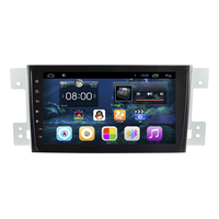 Android 4 2 2 HD1024X600 Car Radio DVD GPS Navigation Central Multimedia For Suzuki Grand Vitara