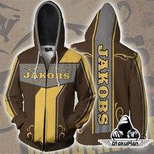 Borderlands 2 Game Costume Cosplay Hoodie Sweatshirt Jacket Coats Men and Women New