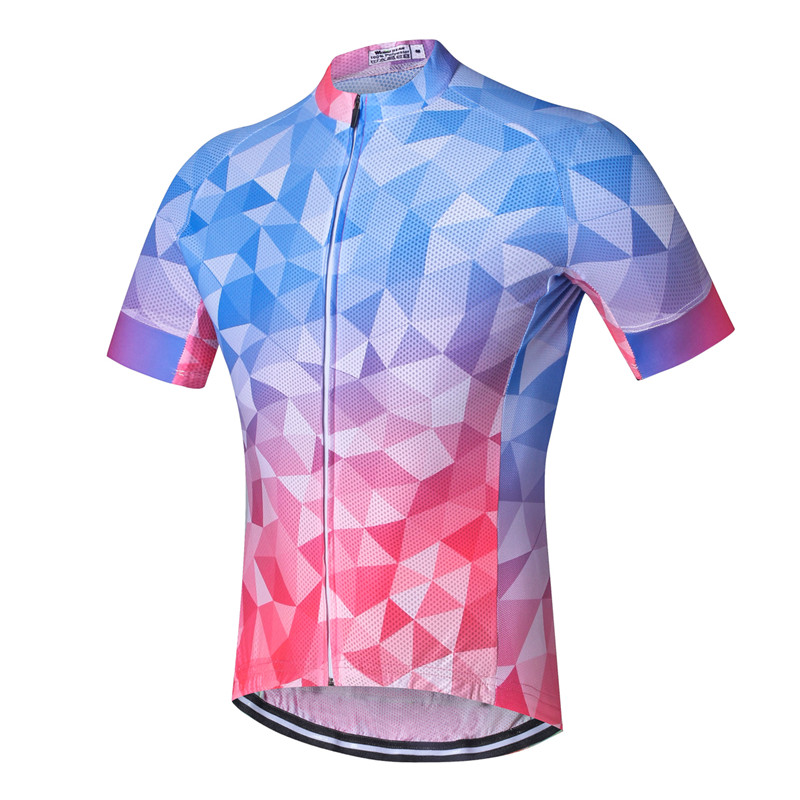 Weimostar Cycling Jersey 2017 Men Mountian Bicycle Cycling Clothing Short Sleeve MTB Bike Jersey Cycling Wear Clothes Ciclismo