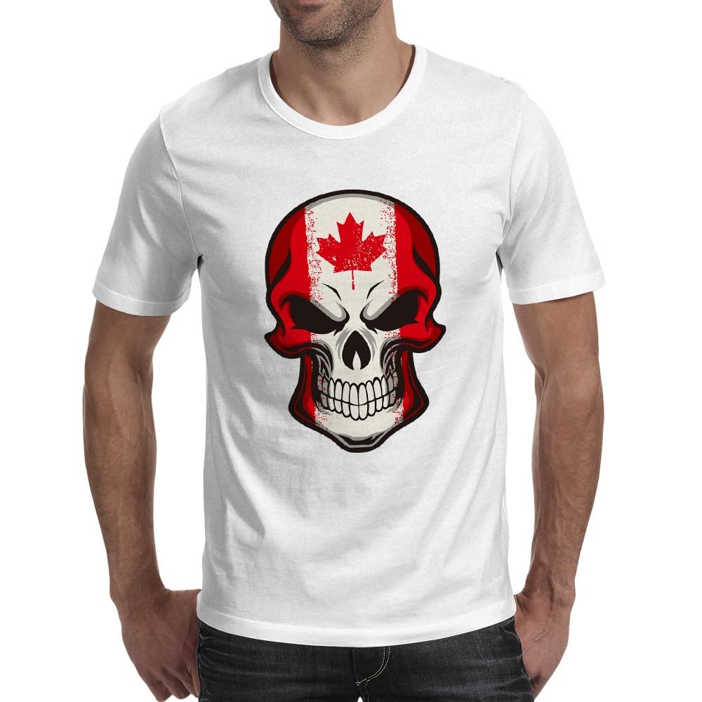 Shirt design canada - I Love Canada Creative Anime T Shirt Novelty Hip Hop Design T Shirt Funny Print Cool Fashion Tee