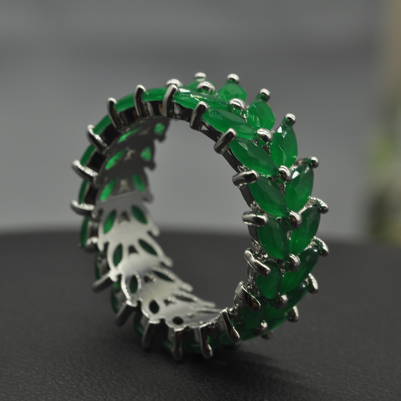 Hibride новые модные ювелирные изделия из Дубая женские кольца