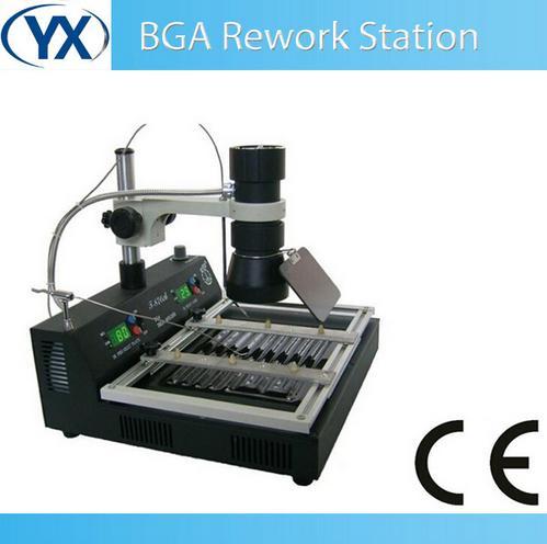 Высокая репутация BGA IRDA Сварщик паяльная станция T870A bga машина используется машина smt