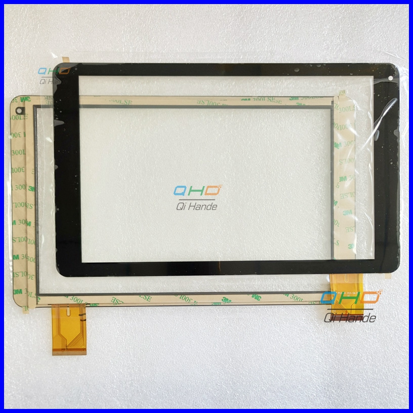 Free shipping 10.1'' inch touch screen,100% New for F1B690A touch panel,Tablet PC touch panel digitizer sensor part