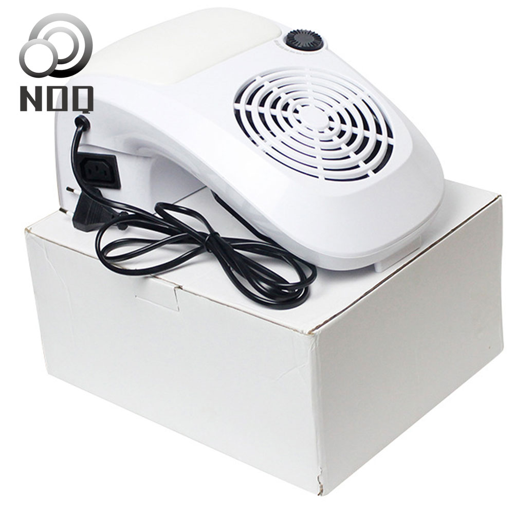 NOQ Vacuum Cleaner Table Nail Table For Manicure Apparatuse UV Nail Manicura Strong Nails Fan 40W Art Dust Collector with Fan