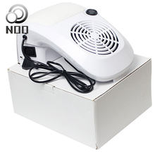 NOQ Vacuum Cleaner Table Nail Table For Manicure Apparatuse UV Nail Manicura Strong Nails Fan 40W Art Dust Collector with Fan(China)