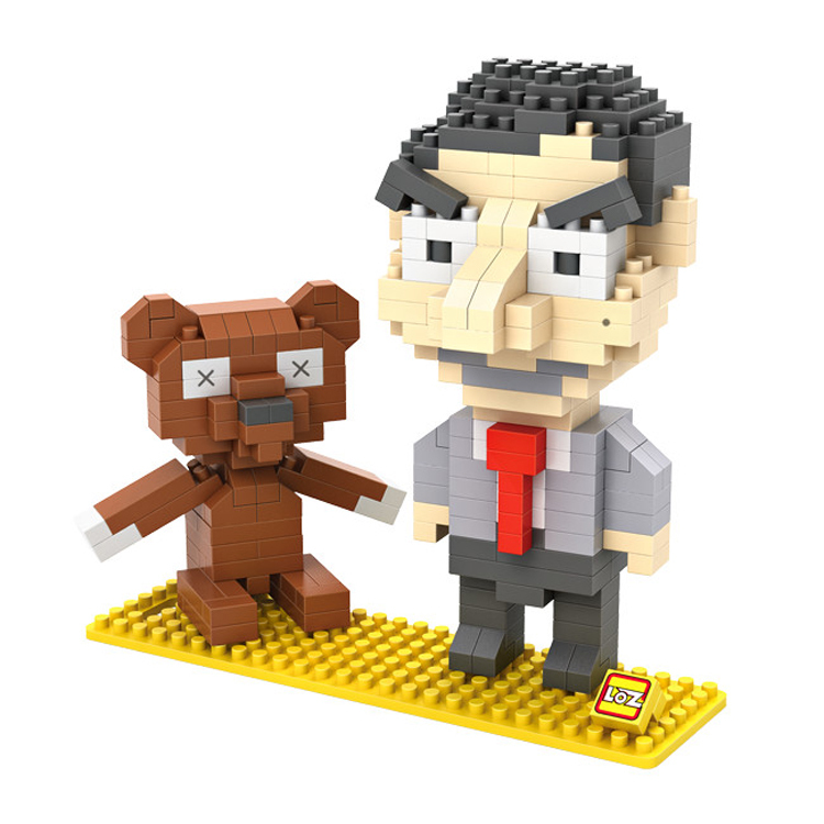 Aliexpress.com : Buy Super Deal LOZ Blocks Totoro Plastic ...