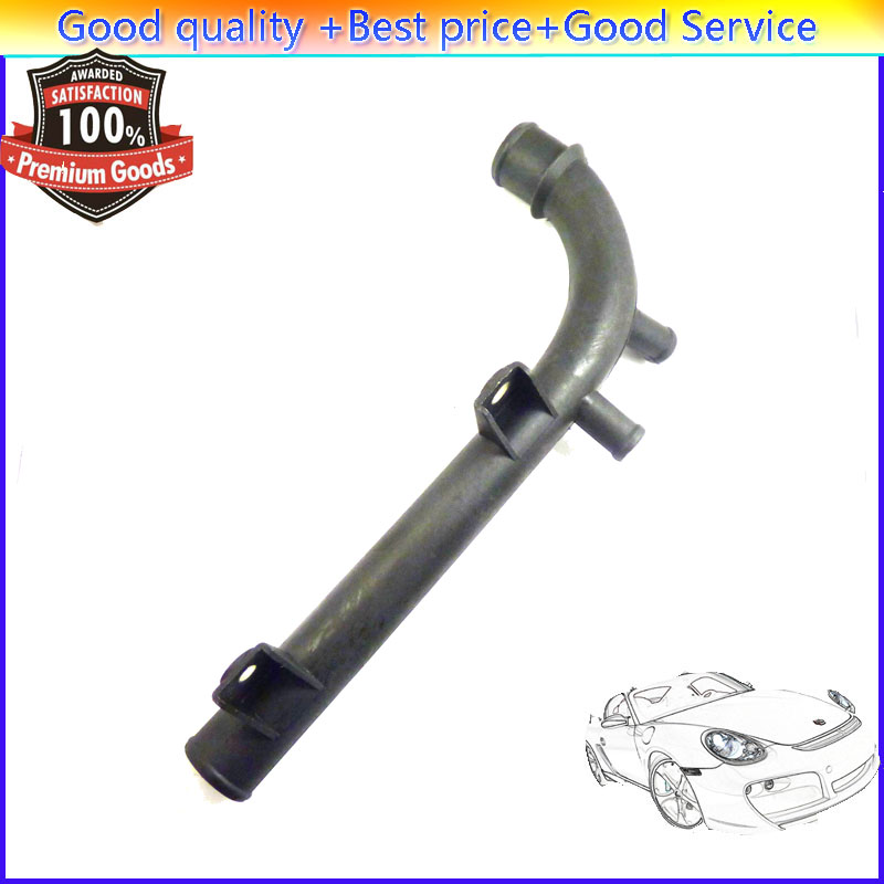 Isance radiator water pipe coolant bypass tube