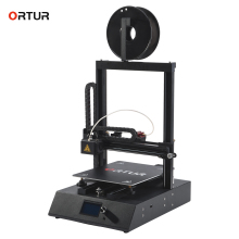Ortur4 Industrial 3d Printer Resume Print 9 Point Bed Auto Leveling Impresora 3d 98% Assembly Educational Metal Imprimante 3D