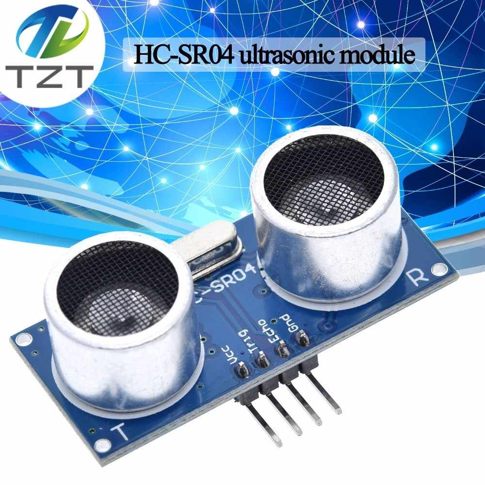 TZT HC-SR04 HCSR04 to world Ultrasonic Wave Detector Ranging Module HC-SR04 HC SR04 HCSR04 Distance Sensor for arduino