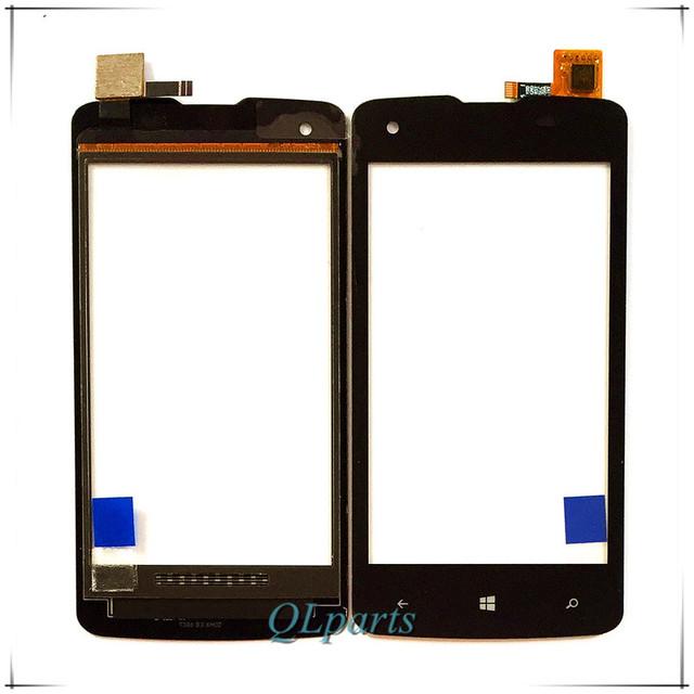 4.0 polegada Do Telefone Móvel Do Painel de Toque de Tela Para Highscreen WinJoy Peças Sensor Touchscreen Digitador Frente Lente de Vidro Frete Grátis
