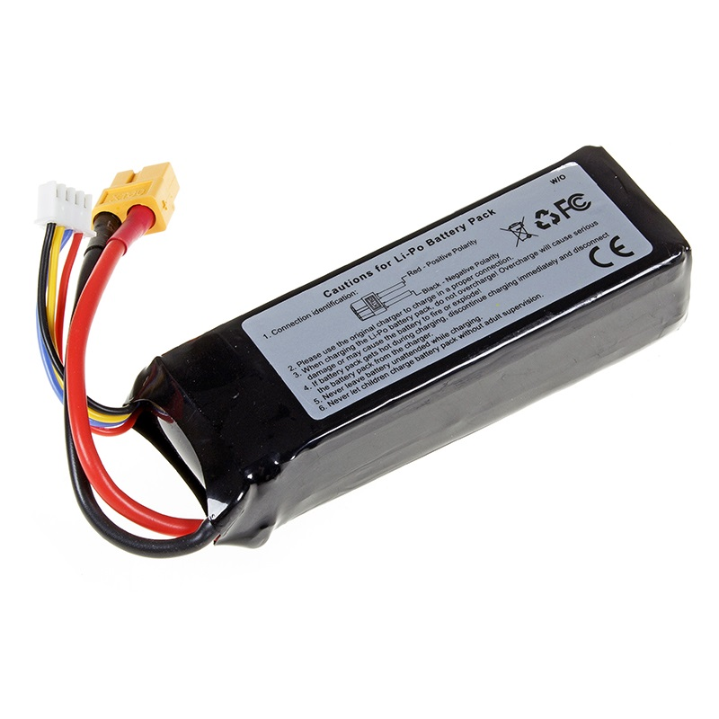 (In stock) Walkera Runner 250 Spare Parts Battery Runner 250-Z-26 11.1V 2200mAh (3S) Battery Walkera Runner 250 Advance battery