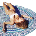 Vintage Mandala Tapestry Women Summer Beach Sun Bath Cover Up Picnic Mat Lady Shawl Pashmina Women Ethnic Style Print Wrap Nov2