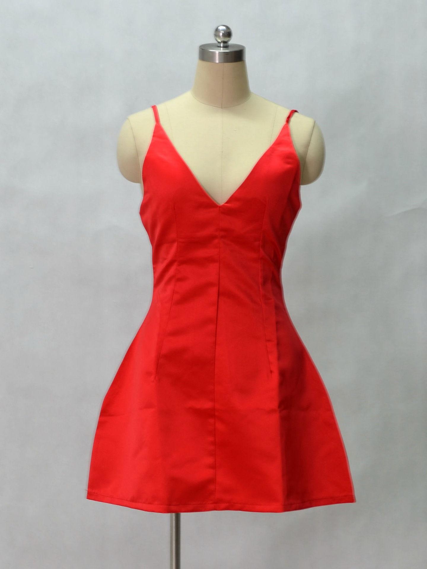 HTB1MlF2PpXXXXazXXXXq6xXFXXXo - FREE SHIPPING Red Dress Palace Retro V JKP187