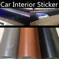 152*50CM Car leather Film Auto Upholstery Membrane Car Styling Modification Of Body Interior Decoration Protection Sticker