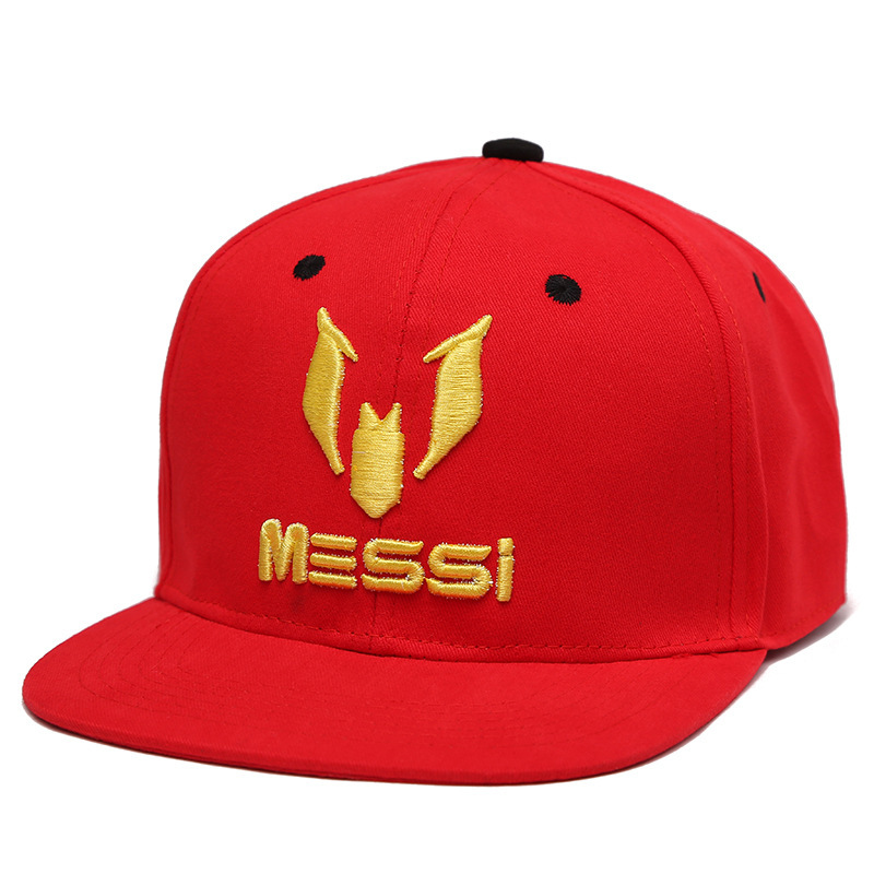 2885fea5788 Summer Argentina Fc Barcelona 10 Messi Embroidery Hip Hop Baseball Cap Sun  Caps for Women Men Casquette Bounet Honnet Snapback-in Baseball Caps from  Apparel ...