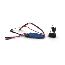 Electronic Speed Controller For Feilun FT012 RC Boat FT012 RC Spare Parts Accessories volantex v792 2 rc racing boat spare parts rudder push rod v792205