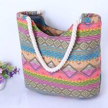 Canvas Beach Bags