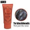 60g TYJR Blackhead Remover Facial mask of black dots Nose Mask Pore Strip Black Mask Peeling Acne Treatment Black Deep Cleansing