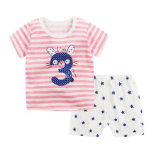 2019 new summer children's sets cotton kids girl body suit short sleeve baby boys clothes sets cartoon girls clothes body suit 2017 new design boys girls clothes cotton cartoon baby sets hot selling