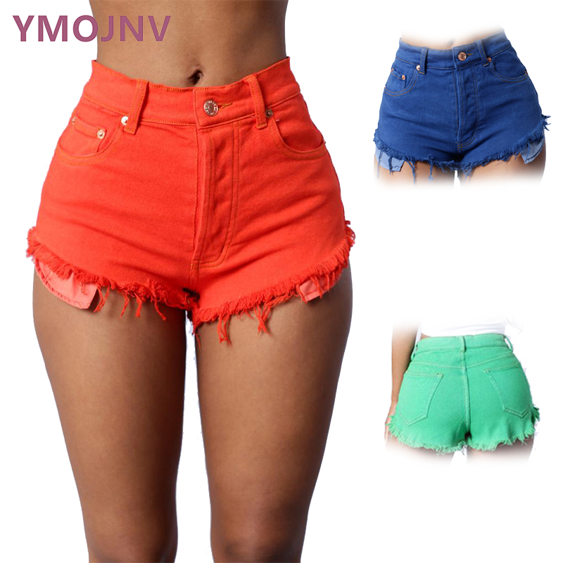 Colored Denim Shorts Promotion-Shop for Promotional Colored Denim ...